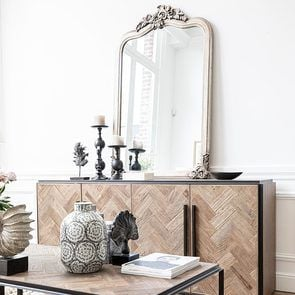 Miroir champagne - Les Miroirs d'Interior's