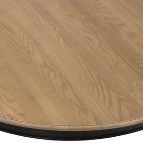 Table ronde extensible en pin 6 à 10 personnes - Manoir - Visuel n°4