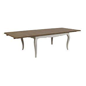 Table extensible en pin 12 à 14 personnes - Manoir - Visuel n°7