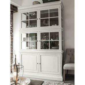 Plinthe pour caisson en pin blanc - Manoir