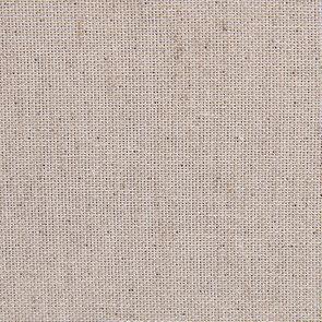 Chaise médaillon taupe en hévéa et tissu - Manoir