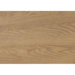 Lit pour literie 140x190 cm en pin massif taupe - Manoir - Visuel n°11
