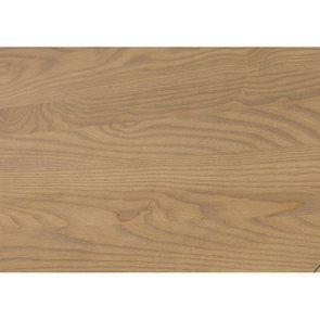 Lit 2 places 180x200 cm en bois taupe moyen - Manoir - Visuel n°2