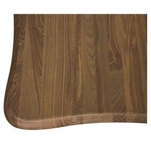 Table extensible taupe en pin 12 à 14 personnes - Manoir - Visuel n°11