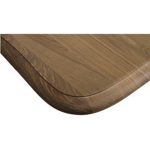 Table extensible taupe en pin 12 à 14 personnes - Manoir - Visuel n°12