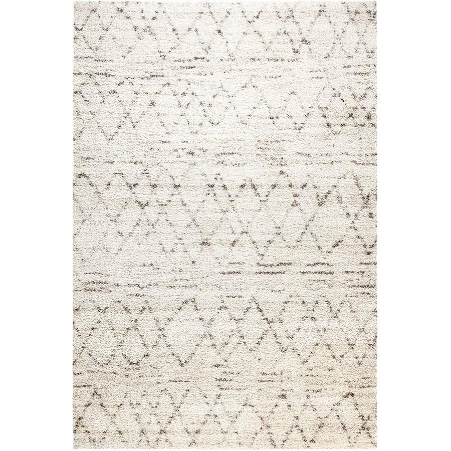Tapis berbère beige 160x230cm -  Flocon