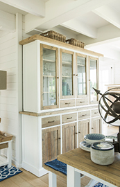 vaisseliers et vitrines