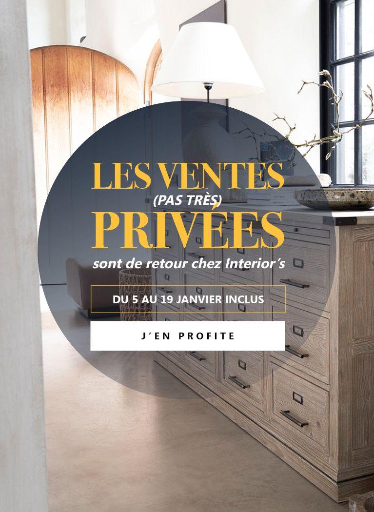 Ventes privées 21 mobile